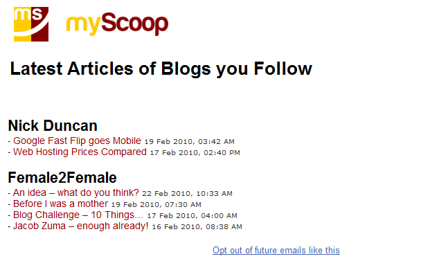 articles-of-blogs-you-follow