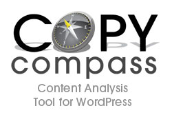 Copy Compass - Content Analysis WordPress Plugin